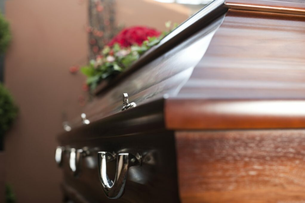 FRAGMENTED VOICE 'TRAGEDY FOR FUNERAL INDUSTRY'