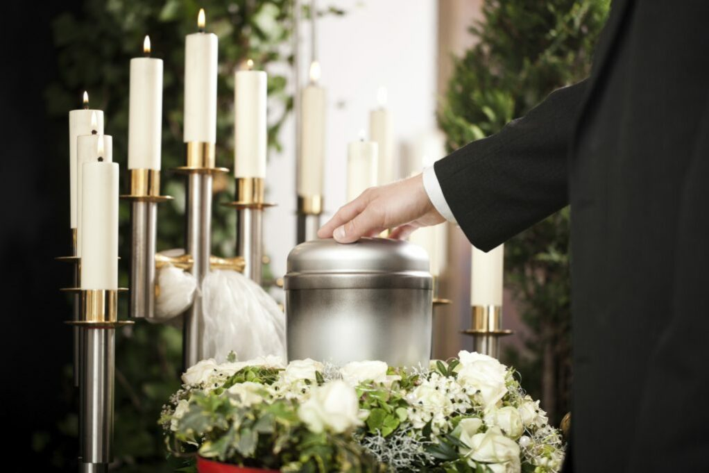 FUNERAL CHOICES: You Can Shed Tears