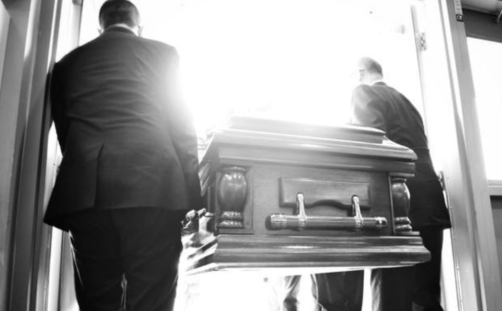 AUSTRALIA'S LARGEST FUNERAL COMPANY NEEDS MORE PEOPLE TO DIE THIS YEAR