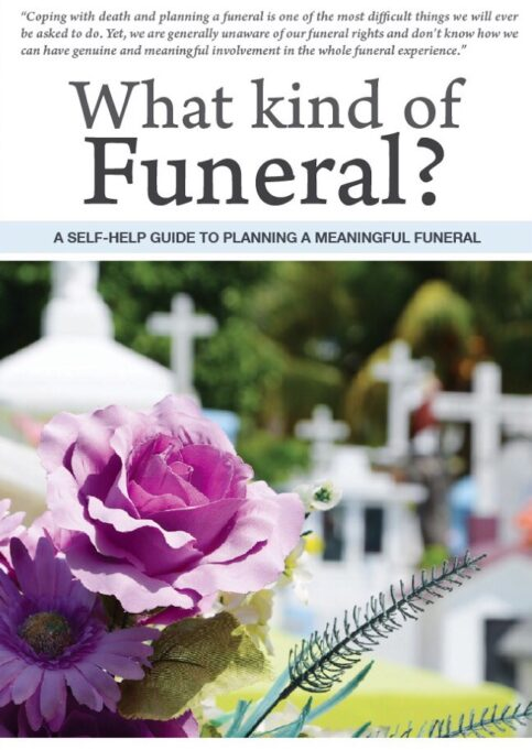 GET YOUR FREE BOOK: 'WHAT KIND OF FUNERAL'