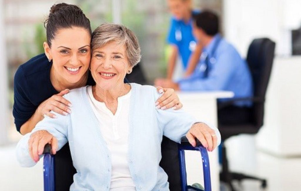 ARE YOU A SENIOR LIVING AT HOME OR IN AGED CARE?