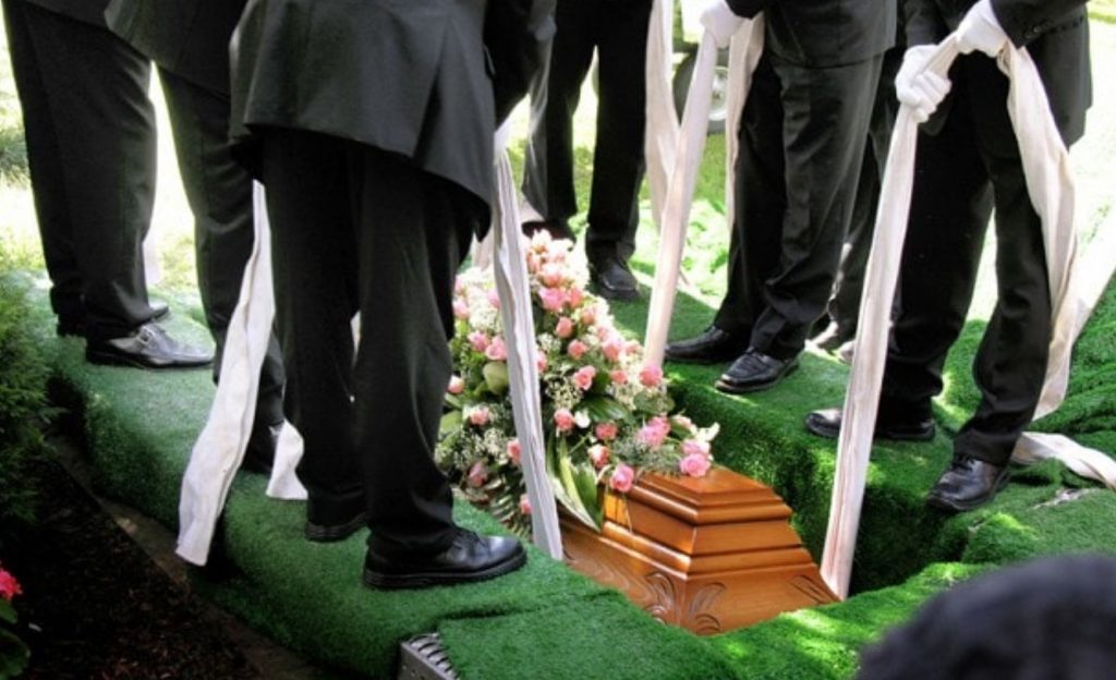 EMPLOYMENT IN THE FUNERAL INDUSTRY: 2020