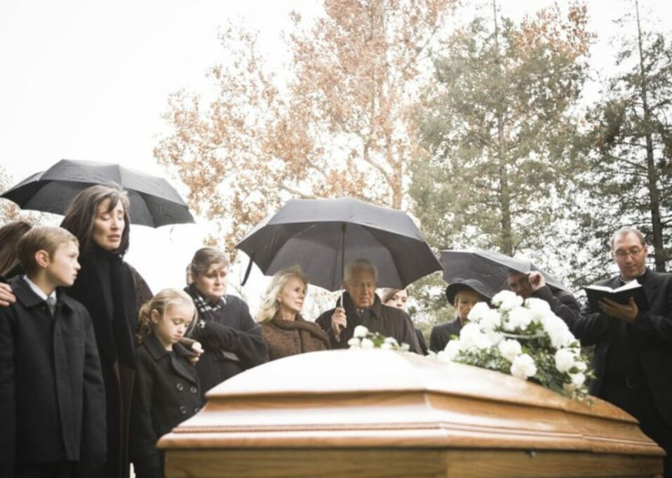 WRONG PERSON ACCIDENTALLY BURIED AFTER FUNERAL HOME MIX UP