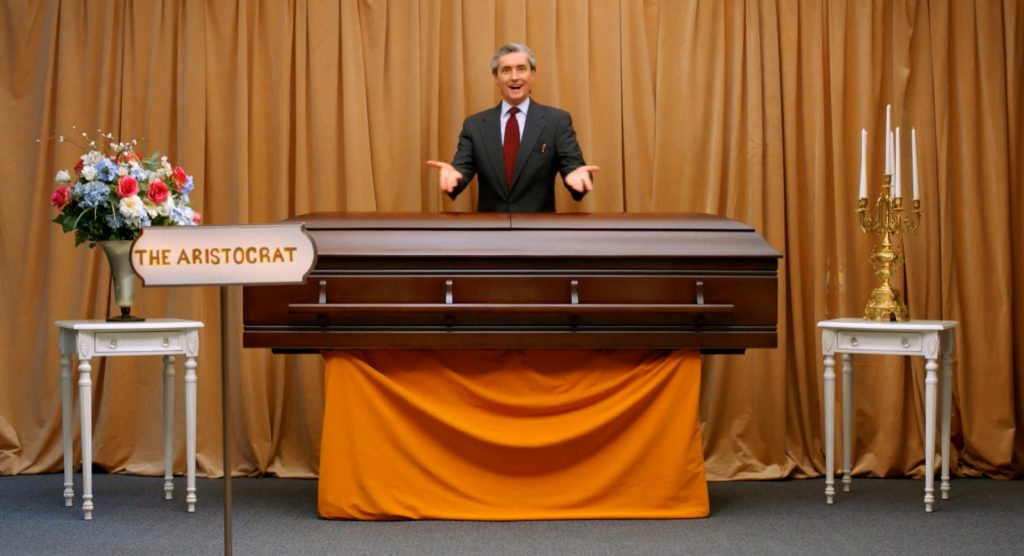 THE HIGH COST OF FUNERALS: SHOP AROUND