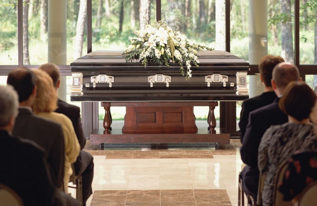 TEN REASONS WHY PEOPLE SPEND TOO MUCH FOR FUNERALS
