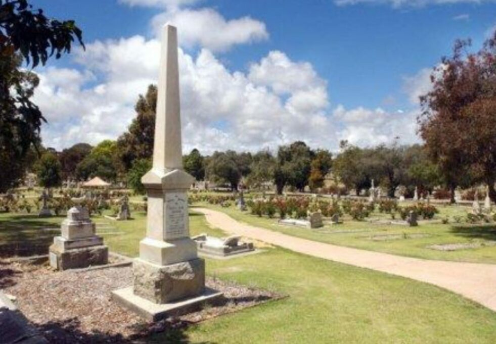WHERE PEOPLE DIE IN WESTERN AUSTRALIA?