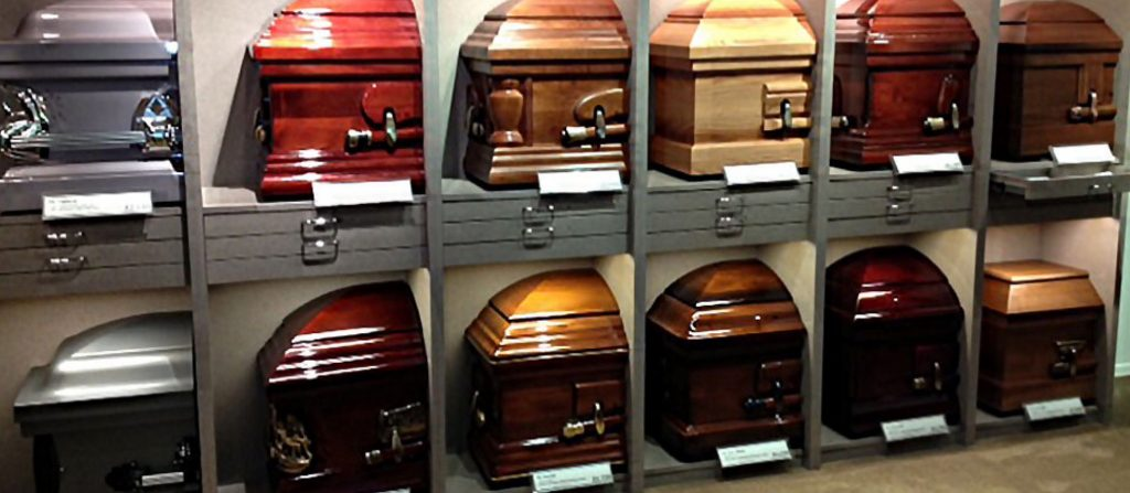 WHAT ARE THE MOST COMMON FUNERAL 'COST' ITEMS