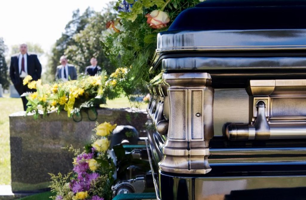 FUNERALS, PROFITS AND MARKET SHARE