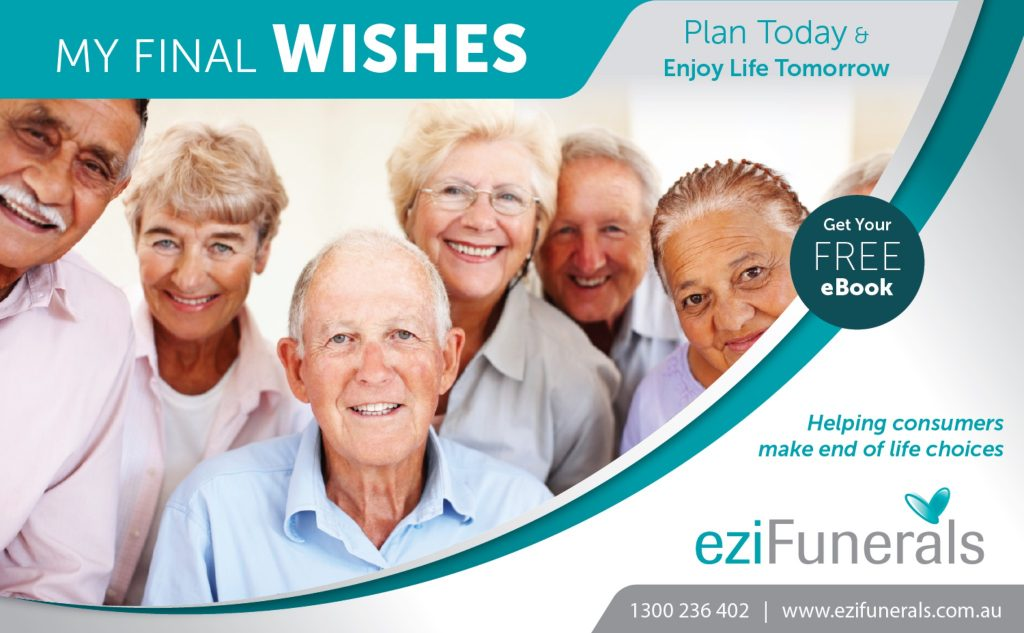 FREE FUNERAL SERVICE FOR SENIORS LIVING IN AGED CARE?