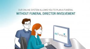 without funeral director involvement