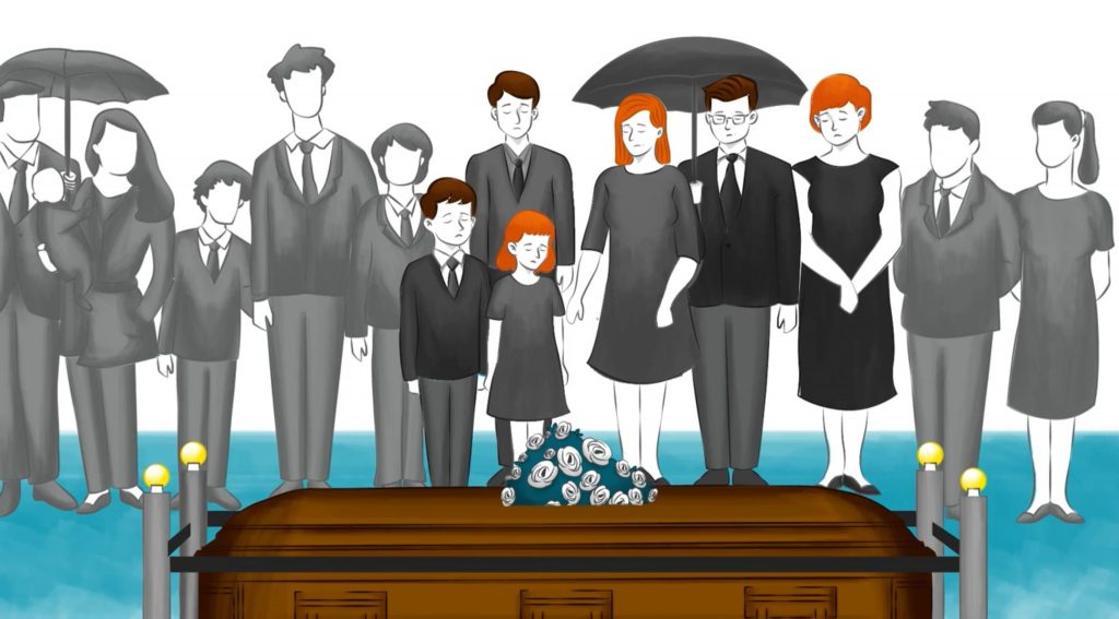 FIND A FUNERAL NOTICE IN AUSTRALIA