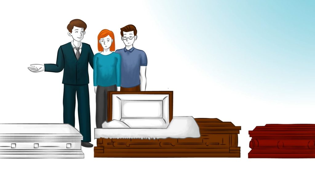 FUNERAL PLANNING FOR AMATEURS