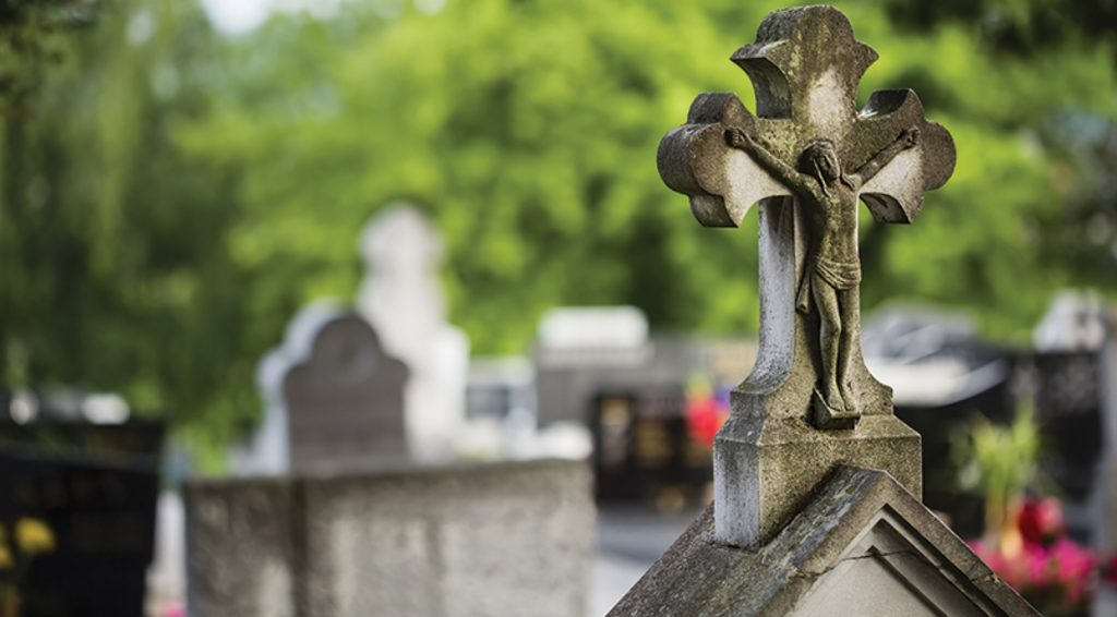 GRAVE FEARS FOR THE FUNERAL INDUSTRY ON THE HORIZON