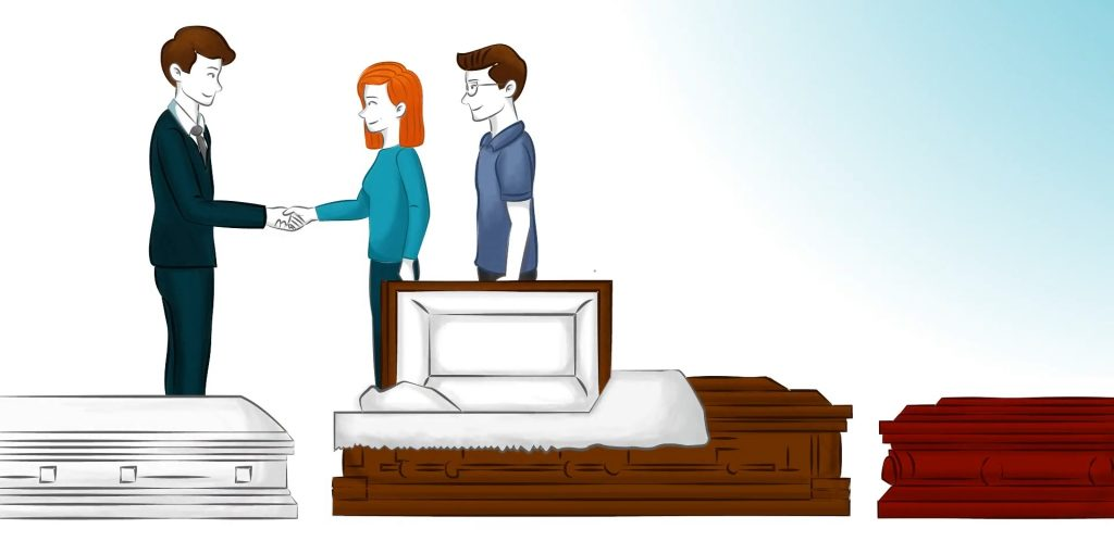 HOW TO HIRE A FUNERAL DIRECTOR