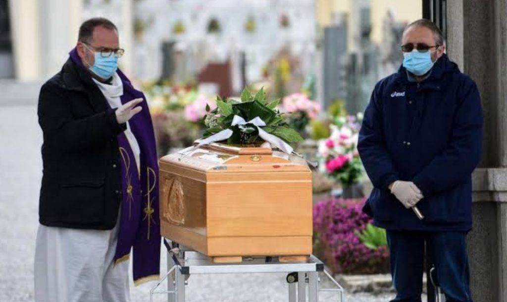 COVID 19: Has The Pandemic Changed The Funerals Of The World, Forever?