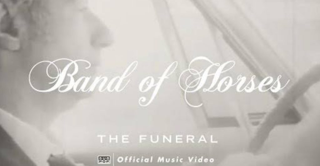 THE FUNERAL: Band of Horses
