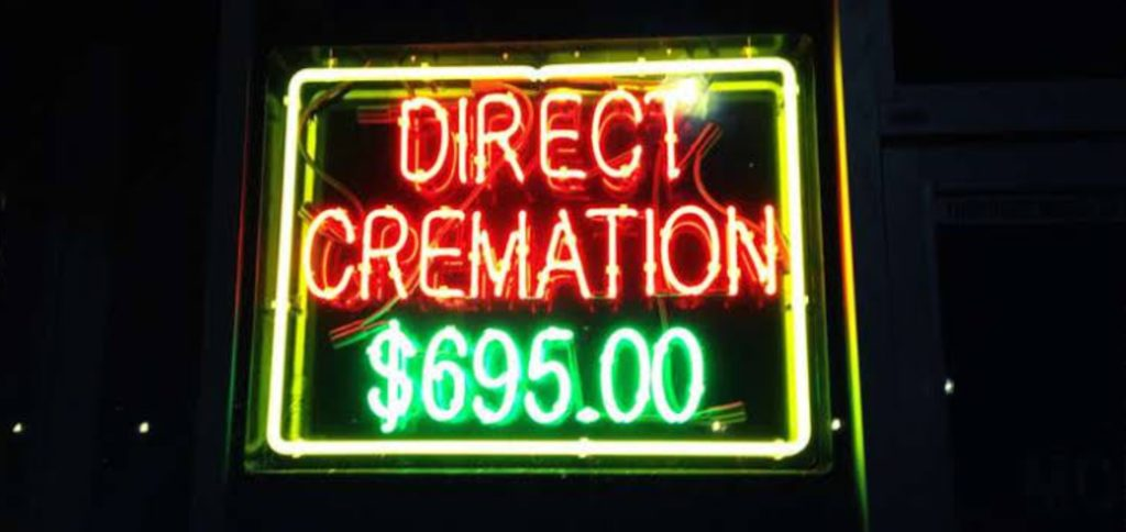 CHEAP CREMATION: The Race to the Bottom?