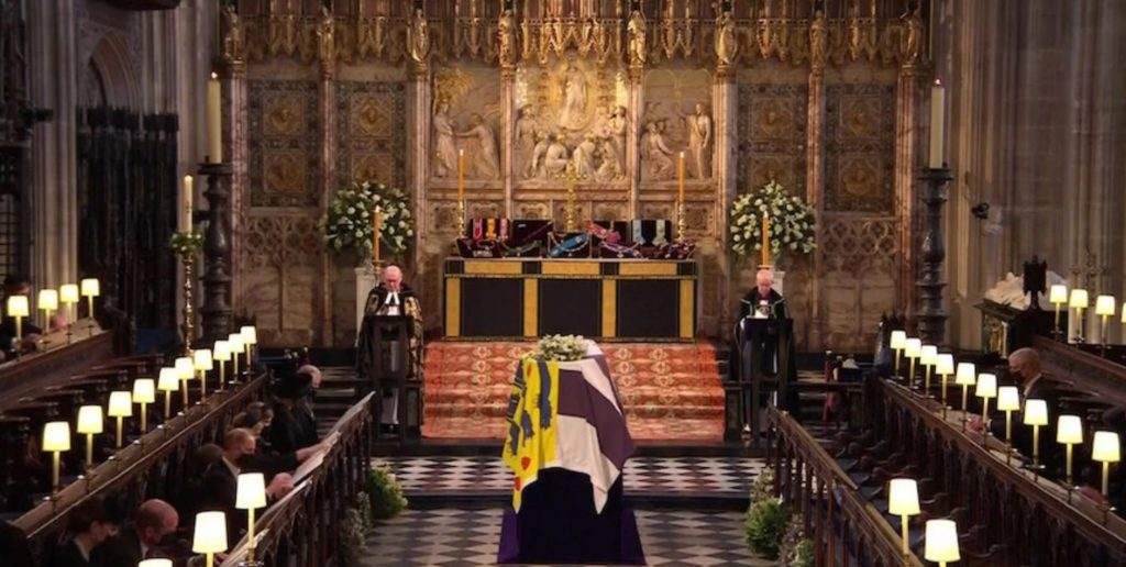 WHAT I LEARNED FROM PRINCE PHILIP'S FUNERAL